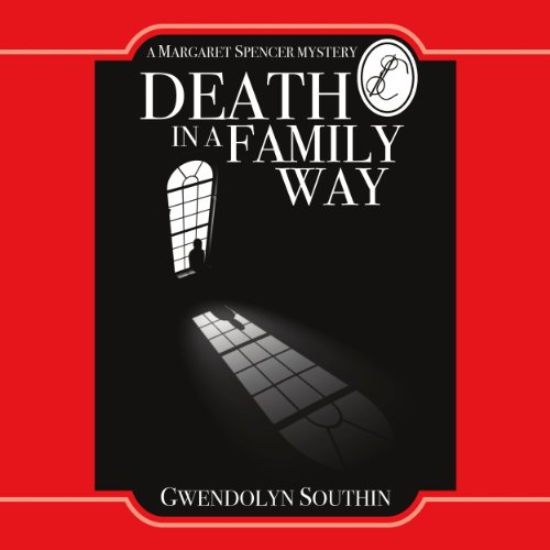 Death in a Family Way audiobook cover art