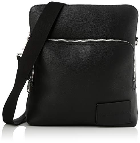 Calvin Klein Ckj Micro Pebble Flat Pack W/pkt, Sacs...