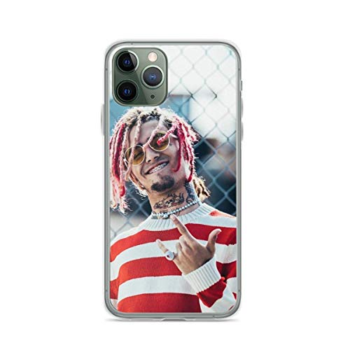 Phone Case Lil Pump Compatible with iPhone X/XS Charm Waterproof Funny