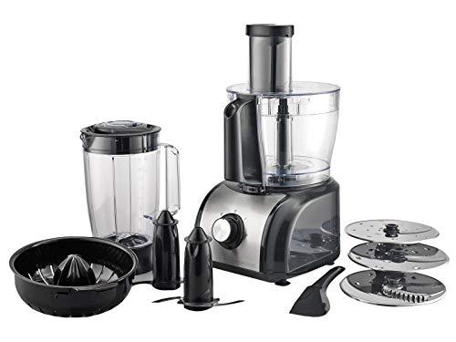 GORENJE sb800b 800W 1.5L schwarz, Edelstahl–Küchenmaschine (1,5l, schwarz, Edelstahl, Knöpfe, drehbar, 2,4l, AC, 1m)