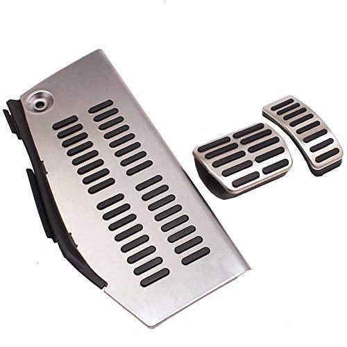 SAXTZDS Transmisión Manual de Pedal de Acero para Coche, para Audi A3 S3 8L A2 para Seat Leon 1M Toledo 1L, Accesorios para Coche, Estilo de Coche