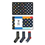 Magic Socks 3er Pack Triple Dots Box (37-41)