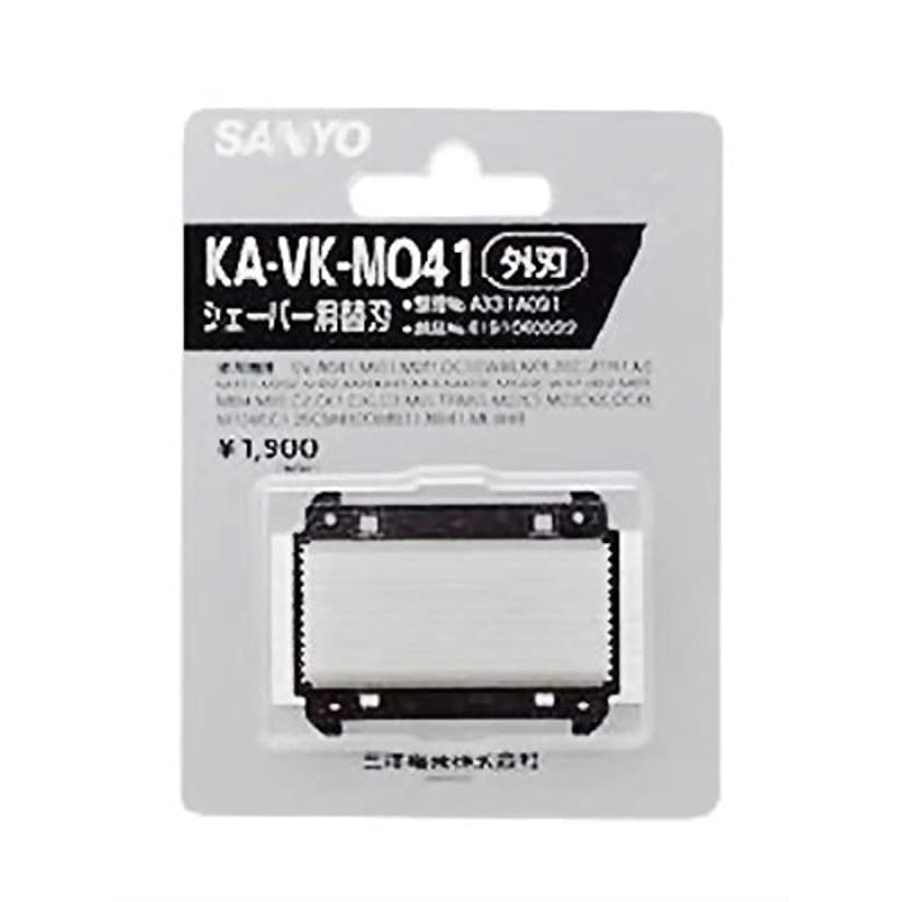 ストライド任命周りSANYO シェーバー用替刃 外刃 KA-VK-M041
