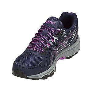 ASICS Women's Gel-Venture 6 Running Shoe, Peacoat Orchid, 9 M US