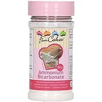 FunCakes Carbonato Amónico pastelería 80 g