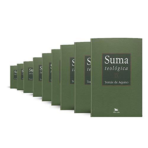 Coleção Suma Teológica - 9 Volumes