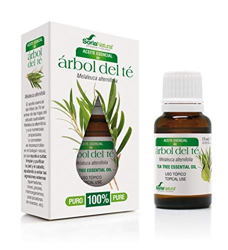 Soria Natural Arbol del Te Aceite Esencial - 15 ml