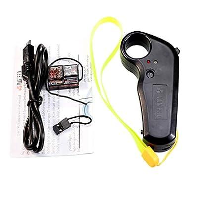 vanpro Electric Skateboard DIY V2 Edition 2.4G Mini Wireless Remote Control Receiver Transmit 80 Meters Away Wireless