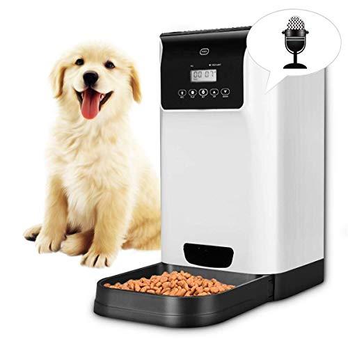 ETH 6l alimentador de Mascotas alimentador de Perro, Grabador de alime