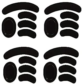 Mouse Skatez Mice Feet Sticker Compatible for Logitech G502 Hero / G502 Wireless/G pro Mouse (G pro Wireless)