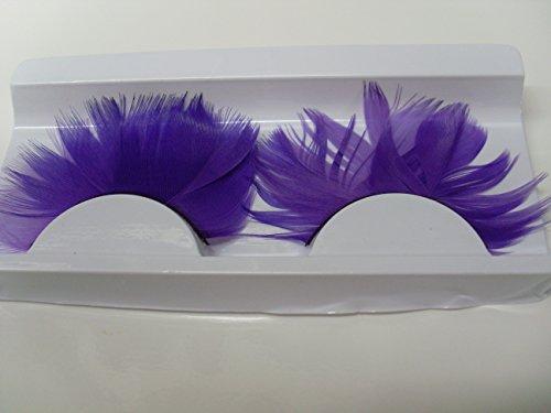 Chapeau violet Plumes Sinamay Mariage Ascot Course à poule parti Mesdames jour