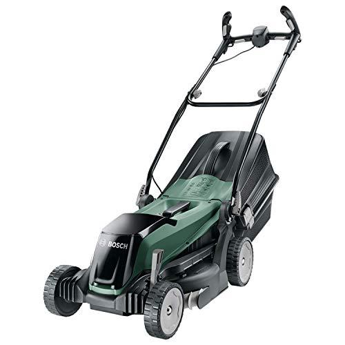 Bosch Akku Rasenmäher EasyRotak 36-550 (Ohne Akku, 36 Volt, Schnittbreite: 38 cm, Rasenflächen bis 550 m², im Karton)
