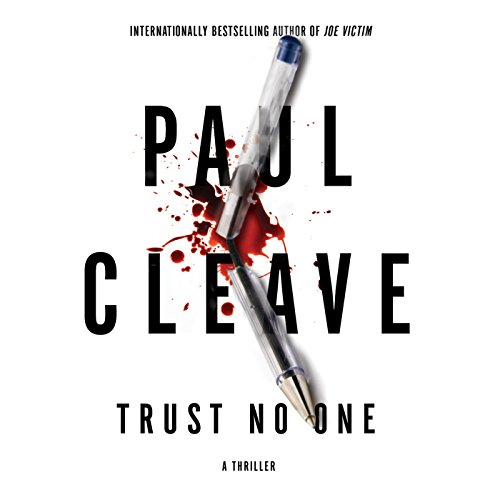 Couverture de Trust No One