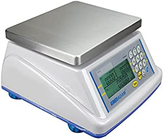 SCALEMART CS20 Weighing//Counting Scale 6 lbs x .0002 lbs