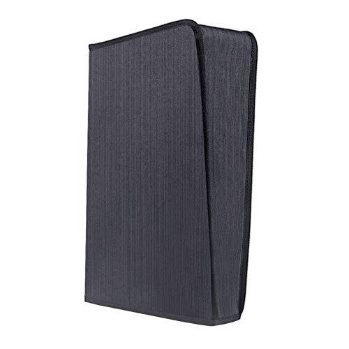 Cubierta Antipolvo De Nailon Negro Para PS5, Protector Antip