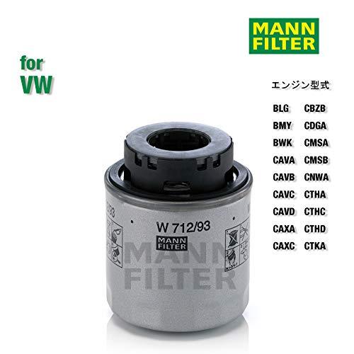 Pour v/éhicules particuliers et v/éhicules utilitaires MANN-FILTER WK 713 Original Filtre /à carburant