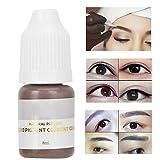 Tinta para tatuaje Pigmentos Tatuaje Maquillaje permanente Maquillaje de pigmento para uso profesional Sólo Microblade Ceja, Labio, Eyeliner Micro Pigment - 8ml