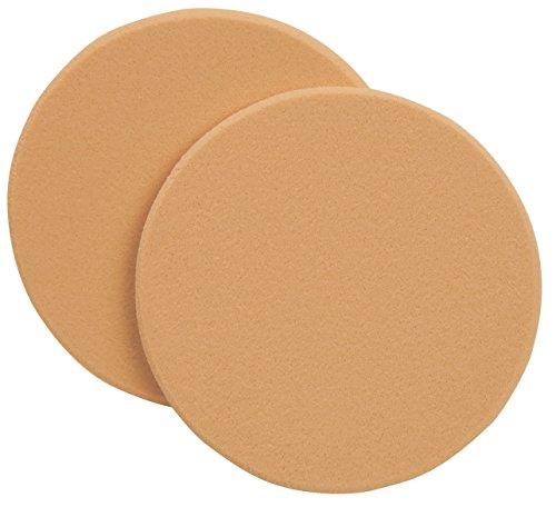 Eponge maquillage en latex ronde - 6cm de diamètre