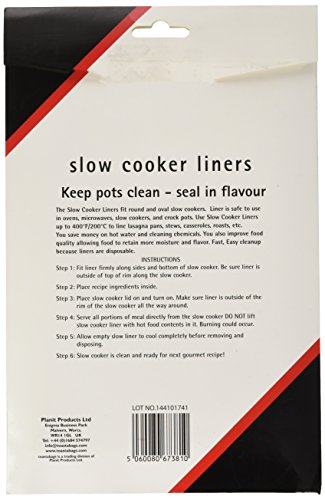 Toastabags Slow Cooker Liner (Pack of 25)