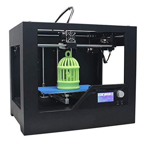 Z-603S 3D Desktop High Precision Metal Frame Three-Dimensional Physical Printer, Recommended use 1.75mm printing supplies(Black) gjh,ZhongXianShangMaoYouXianGongSi