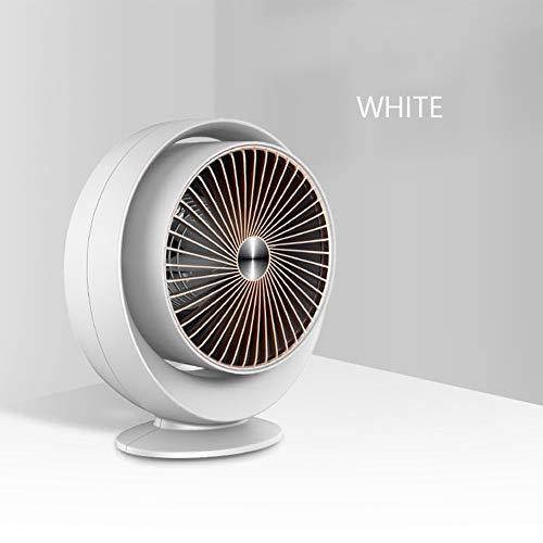 LQ&XL 700W Calefactor Eléctrico, Mini Calefactor Ventilador