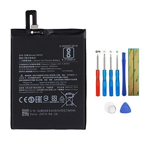 Swark Batería BM4E compatible con Xiaomi Pocophone F1 con herramientas