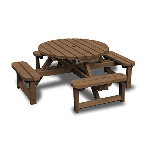 Rutland County Children's Wooden Picnic Table