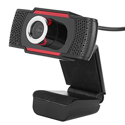 webcam kafuty Kafuty-1 Webcam Webcam per Computer USB Fotocamera HD 1080P con Microfono Videocamera per Videochiamate Senza unità per Zoom/Skype/Teams
