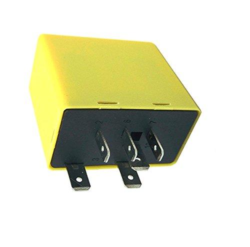 LSC - Indicatore / Relè Lampeggiante–per Vauzhall, Astra G & Corsa C / Combo / Meriva A / Tigra B / Vectra B–Mod. 9134880