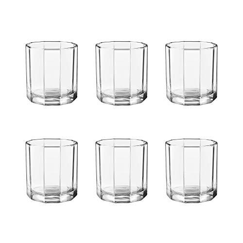 Treo Octron Glass Set of 6, 290 ml