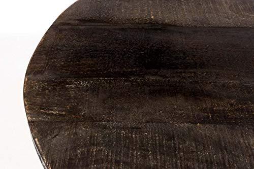 CLP Weinschrank Chicago aus Holz I Barwagen - 3