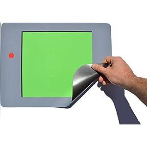 FreezerBoy Refrigerator Magnets (Dry-Erase Whiteboard Set)