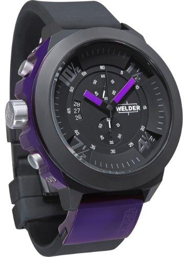 Welder K33-9303 - Cronografo uomo, colore: Nero