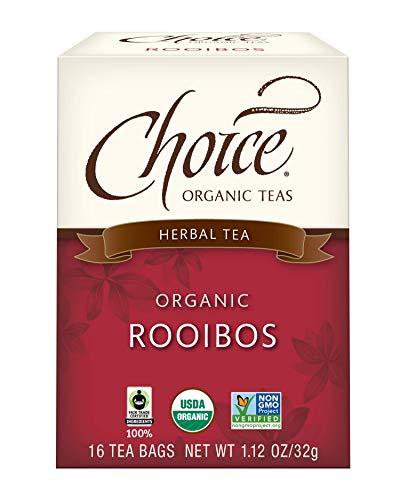 Top 10 choice organic teas rooibos for 2021