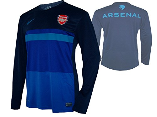 Nike Arsenal Londen Training Top AFC Jersey jersey blauw