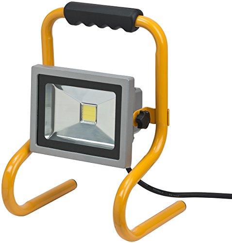 Brennenstuhl 1171250203 ML mobiele chip-LED-lamp ML CN 120 IP65 5 m H07RN-F 3G1,0 20 W, 1500, 1 stuks, 1 V, zwart, grijs, oranje