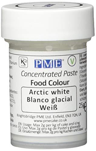 PME Pastenfarbe Arktisches Weiß, 25 g