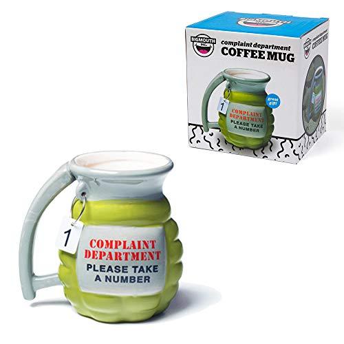 BigMouth Inc Grenade Mug -