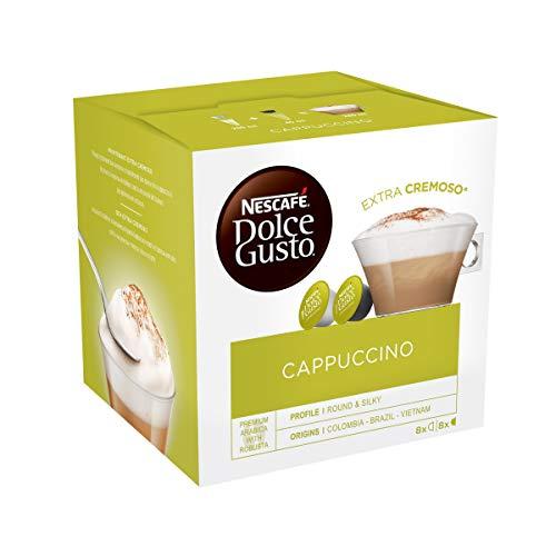 Nescafé Dolce Gusto Cappuccino, 16 Capsule