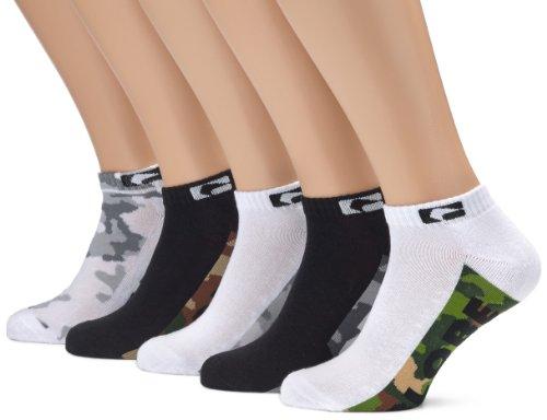 Globe Herren Malcom Ankle Socks, Camo, 7-11