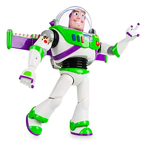 Disney Advanced Talking Buzz Lightyear Action Figure 12' (Official Disney Product)