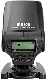 Khalia-Foto Meike Speedlite e-TTL MK-320 - Flash para cámaras Canon EOS DSLR