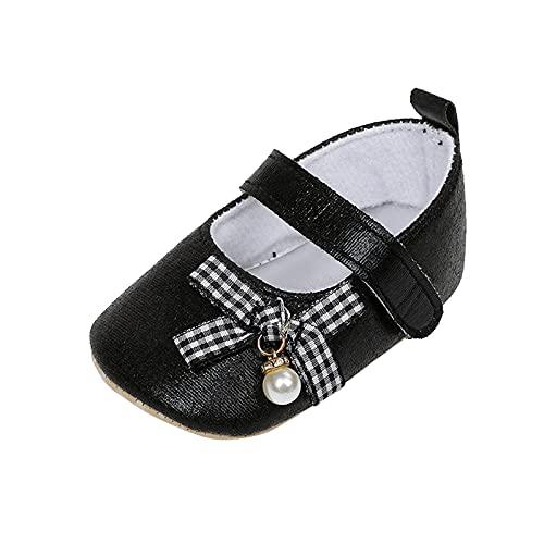 YWLINK Verano NiñOs Antideslizantes De Fondo Suave Resistente Al Desgaste De Perlas Bowknot Zapatos Para NiñOs PequeñOs Zapatos De Playa Sandalias Regalo Del DíA Del NiñO
