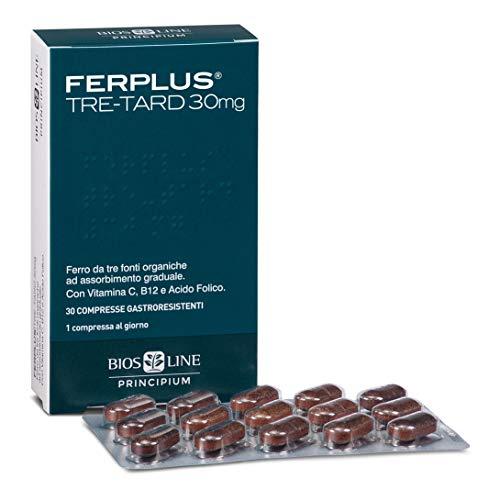 Principium FerPlus Tre-Tard 30 Compresse BiosLine