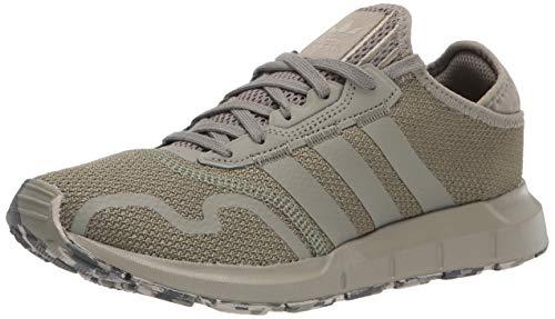 adidas Originals Men's Swift Run X Sneaker, Earth/Feather Grey, 13 Medium