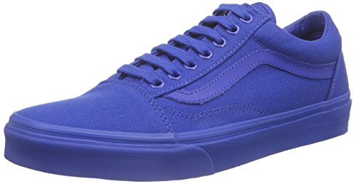 Vans Old Skool, Unisex Sneakers, Blau (nautical Blue), 41 EU (8.5 US)