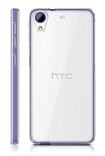 Sunrive HTC Desire 650/628 / 626 / 626G Hülle Silikon, Transparent Handyhülle Schutzhülle Etui Hülle Backcover für HTC Desire 650/628 / 626 / 626G(TPU Kein Bild)+Gratis Universal Eingabestift