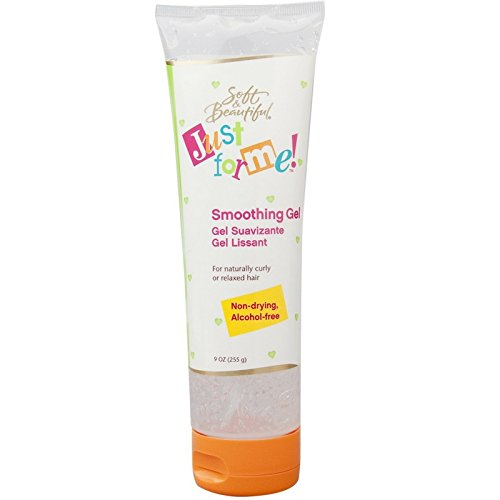 Just For Me Smoothing Gel, 9-Ounce Tube (Pack of 6) by Just For Me