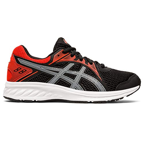Asics JOLT 2 GS, Zapatos para Correr Unisex Adulto, Black/Sheet Rock, 39.5 EU