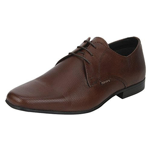 Red Tape Men's Tan Formal Shoes - 8 UK/India (42 EU)(RTR1293A-8)
